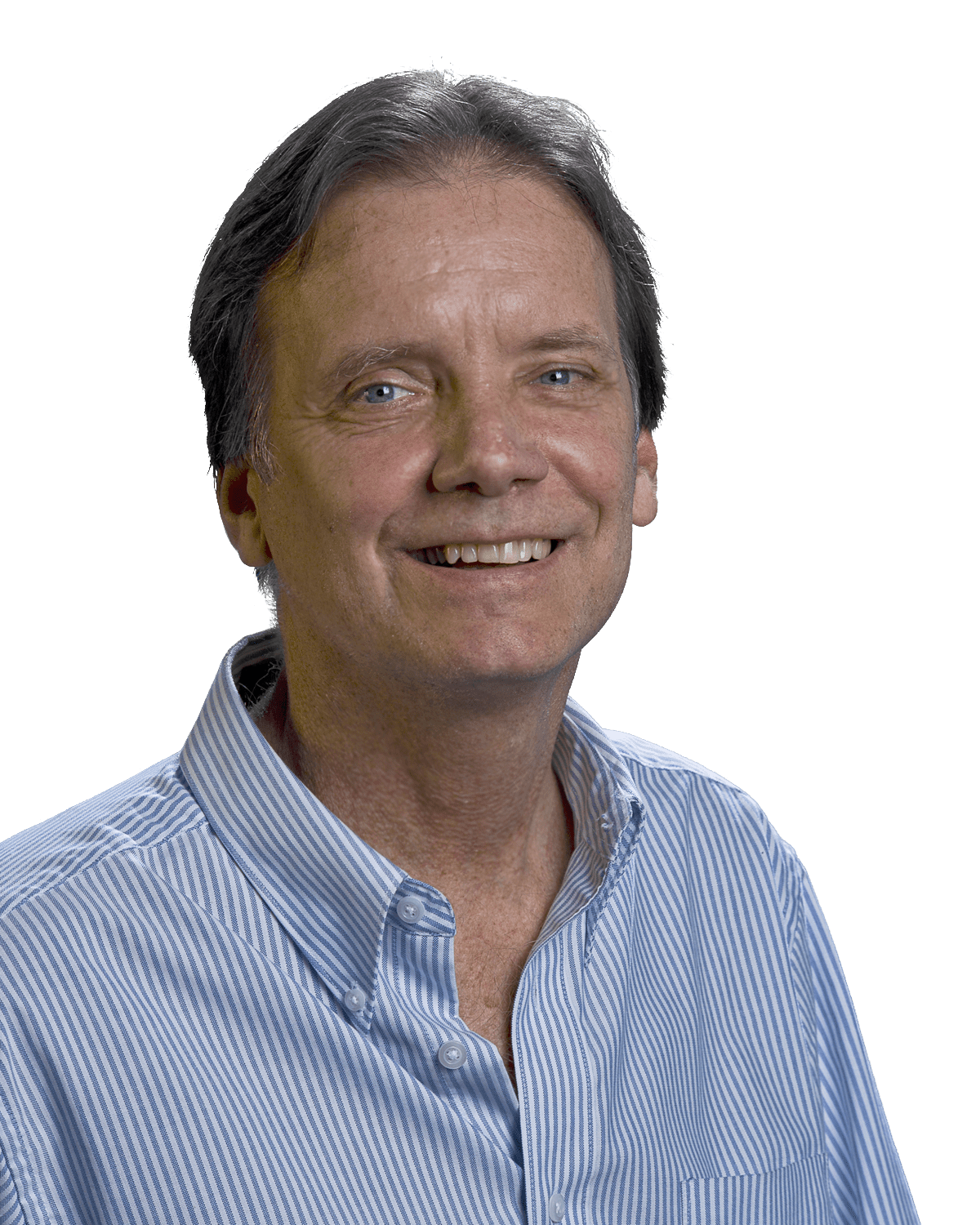 a portrait of Mark Roby